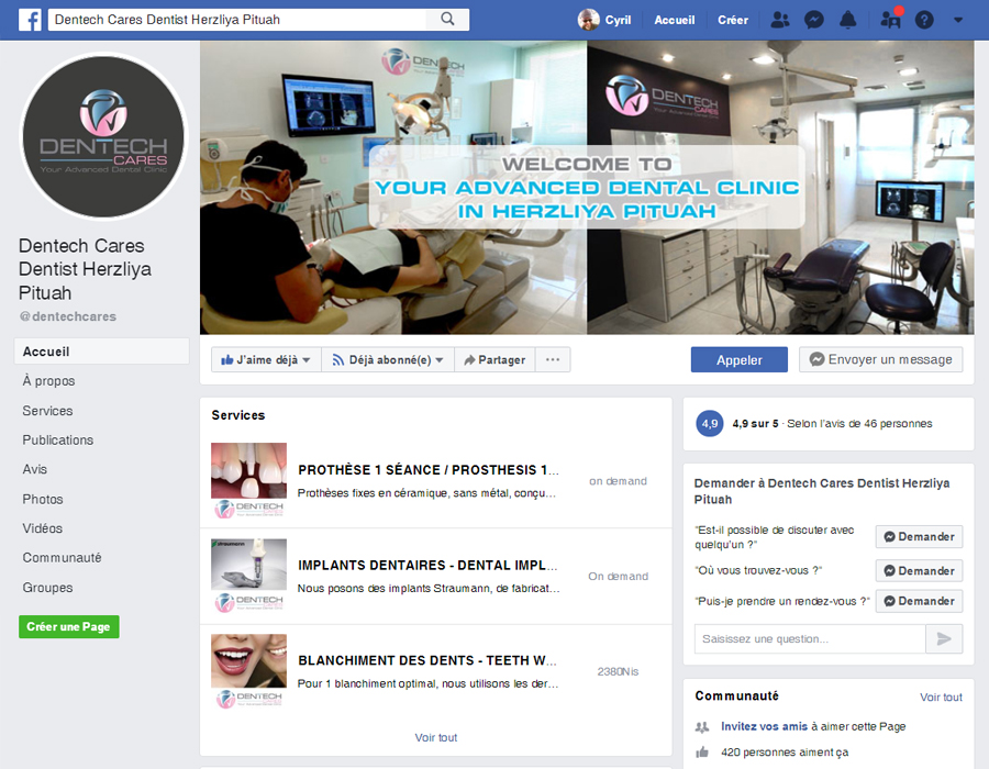 community management : facebook
