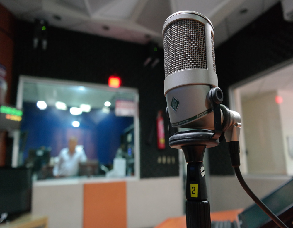 voice over all is possible agency
